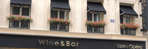H tel eden op ra paris site officiel h tel pas cher for Hotel pas cher paris 14