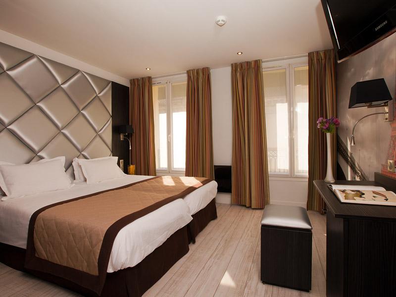 Chambres et h tel pas cher en plein coeur de paris for Chambre hotel moins cher